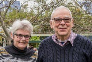 Helen and Bob Long