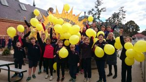 Castlemaine North Primary School celebrates news of free MASH community bonus system