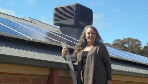 Solar helps future-proof Campbells Creek home