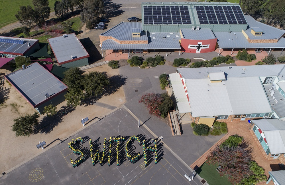 St Francis of the Fields switches to solar with MASH