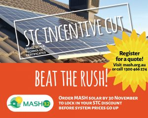 Solar Prices to Rise - MASH: Community Solar Bulk-Buy