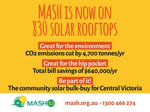 MASH Now Has 830 Solar Rooftops