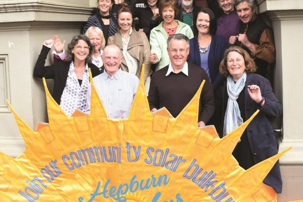 New community solar bulk-buy for Hepburn Shire