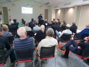High interest in solar in Woodend