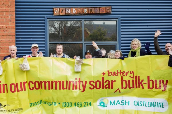 Windarring Gets MASH Solar Bonus