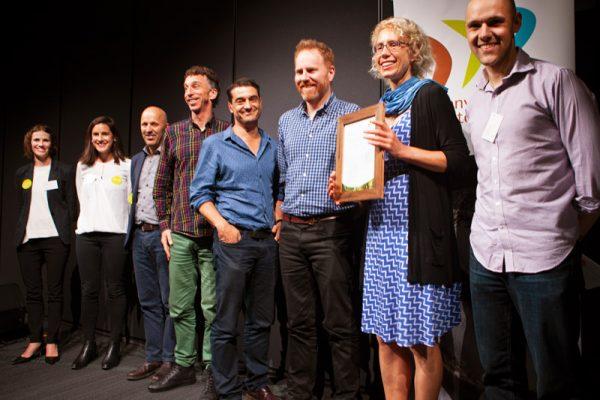 MASH Wins Environment Victoria Award