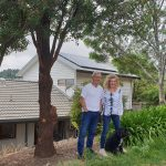 Elizabeth and Gerry Bennett, Daylesford