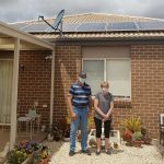 Linda and Roy Pickering, Carisbrook, Central Goldfields Shire