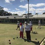 Dunolly Bowling Club President, Greg Dobbin